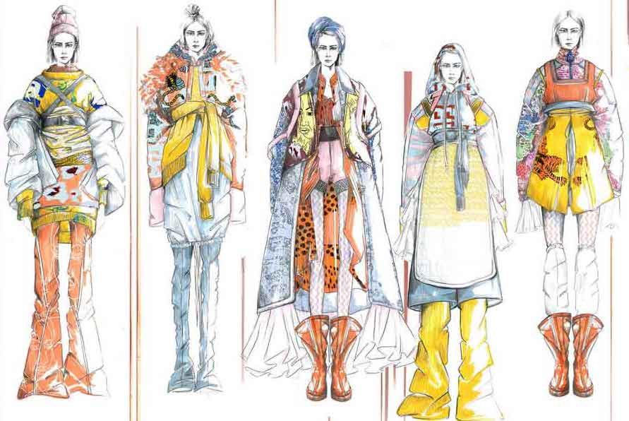 Master Class Fashion Design Istanbul Moda Akademisi