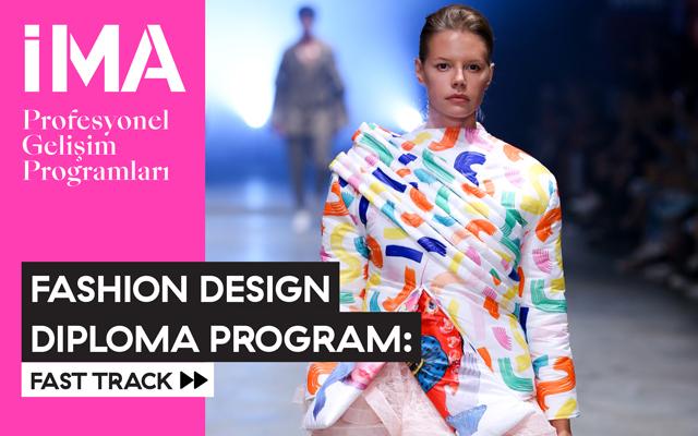Fashion Design Diploma Program: Fast Track