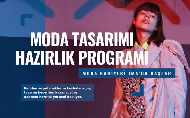 Moda Tasarımı Hazırlık Programı 2020