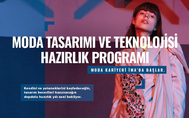 Moda Tasarımı ve Teknolojisi Hazırlık Programı 2020