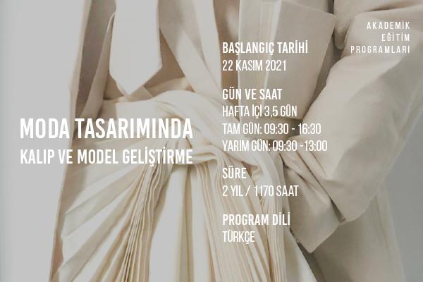 Moda Tasarımında Kalıp ve Model Geliştirme