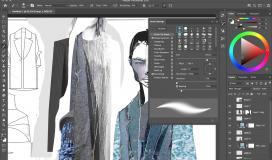 Moda Tasarımında Photoshop & Illustrator