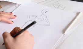 Moda Tasarımında Çizim Teknikleri (Orta Düzey)