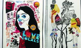Güzel Sanatlara Hazırlık Portfolyo Programı