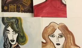 Moda Tasarımında Çizim Teknikleri Başlangıç Düzey