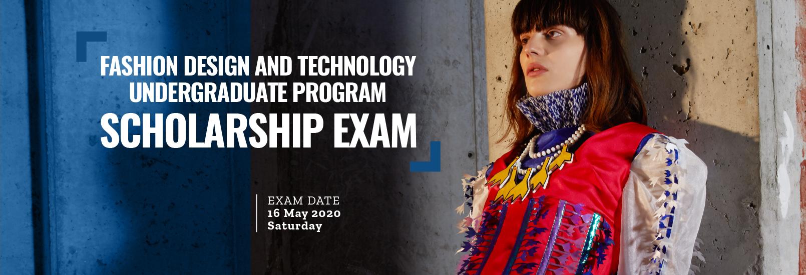 Scholarship Exam 2020