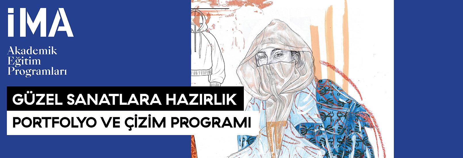 Güzel Sanatlara Hazırlık Portfolyo ve Çizim Programı