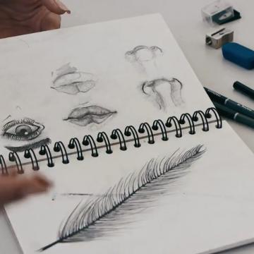 Güzel Sanatlara Hazırlık ve Portfolyo Programı