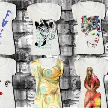 Moda Tasarımında Photoshop ve Illustrator