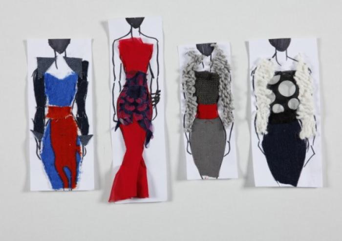 Moda İllüstrasyonu